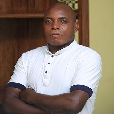 Ahweera Steven - Founder & Team Leader